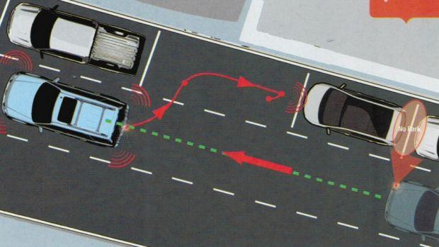 Parking assist
