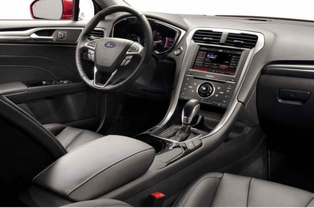 Interior - Ford Fusion 2013
