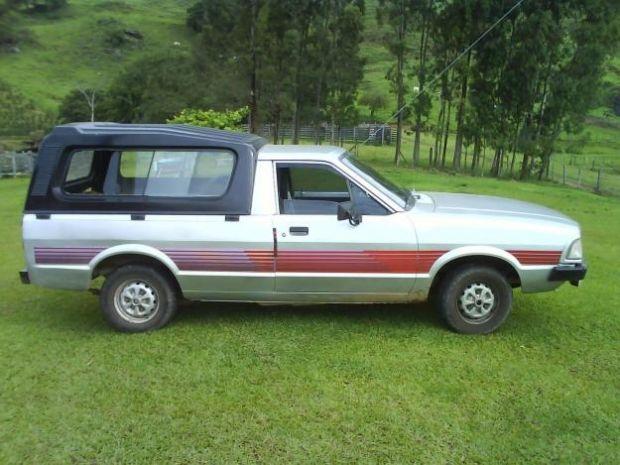 Ford Pampa - com capota