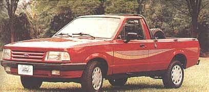 Ford Pampa - 1995