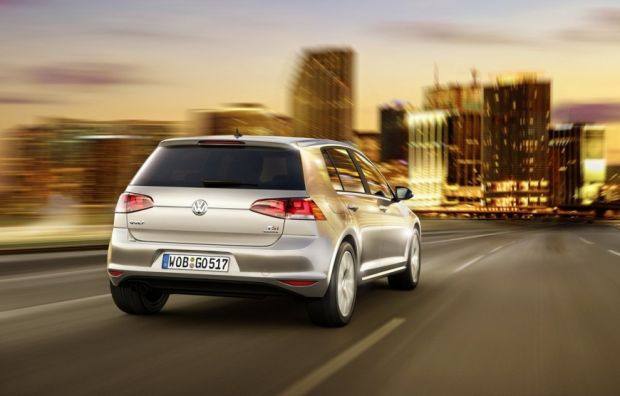 Traseira - Golf 7