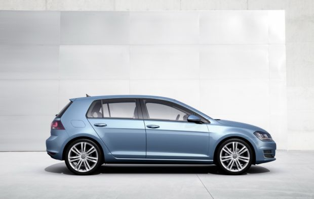 Lateral - Golf 7