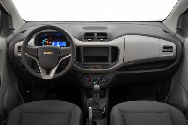Interior - Chevrolet Spin LT