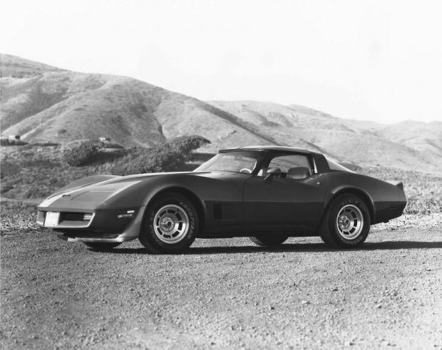 Chevrolet Corvette - Foto 1