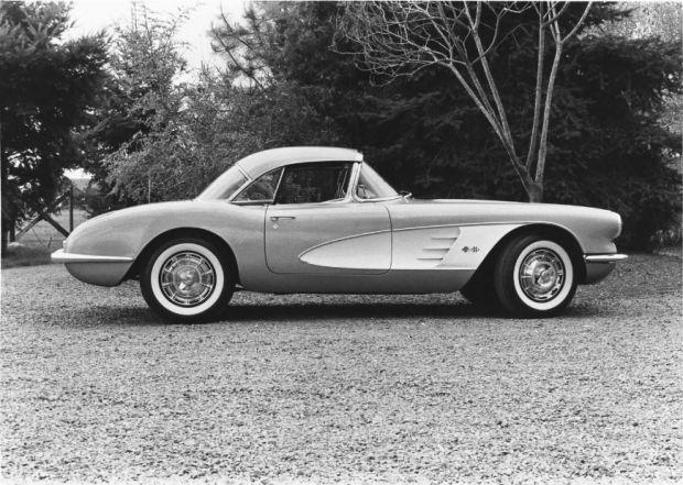 Chevrolet Corvette - Foto 2
