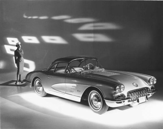 Chevrolet Corvette - Foto 6