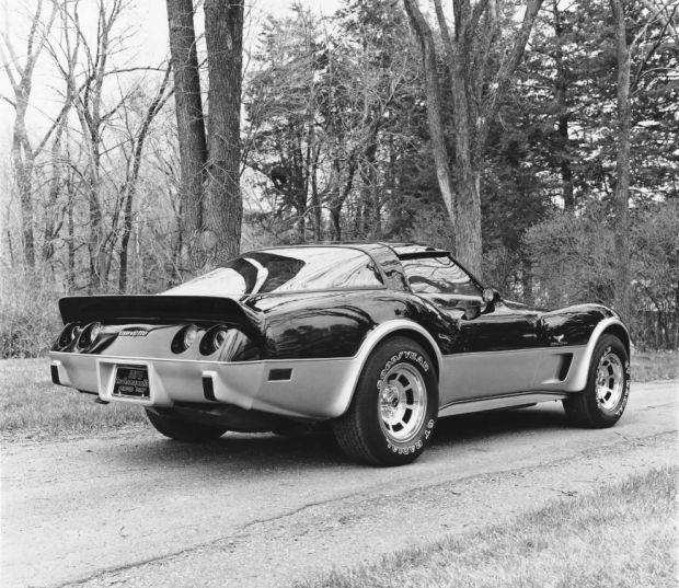 Chevrolet Corvette - Foto 8
