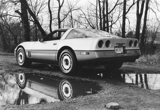 Chevrolet Corvette - Foto 12