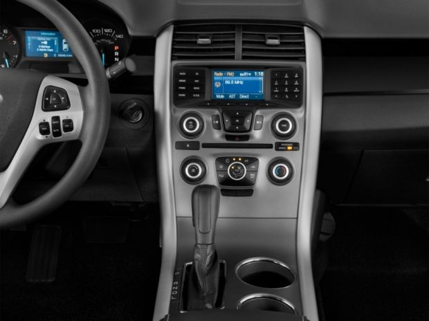 Interior Painel - Ford Edge 2013