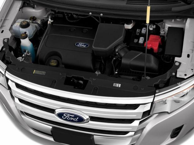 Motor - Ford Edge 2013