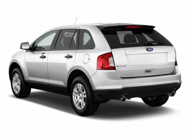 Traseira - Ford Edge 2013