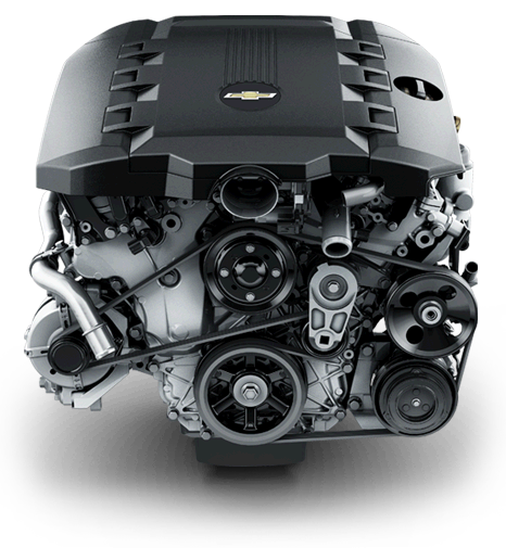 Motor V8 - Chevrolet