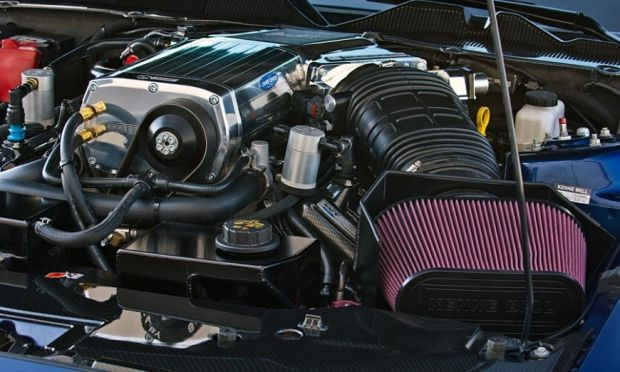 Motor V8 - Mustang Shelby 1000