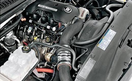 Motor V8 - Cadillac