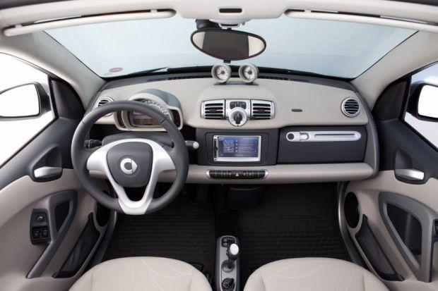 Interior - Smart Fortwo