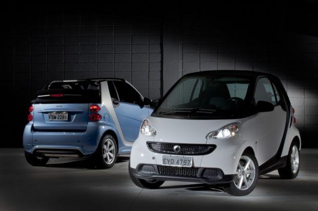 Smart Fortwo - Cabrio e Mini