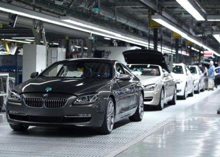 Fábrica da BMW
