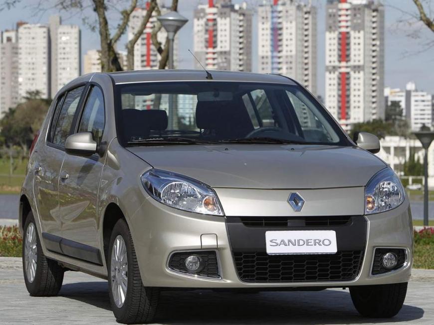 Renault Sandero 2013 - Frente