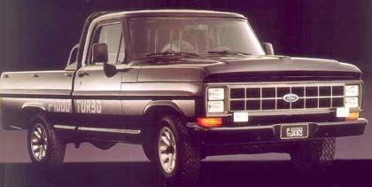 Ford F-1000 Turbo