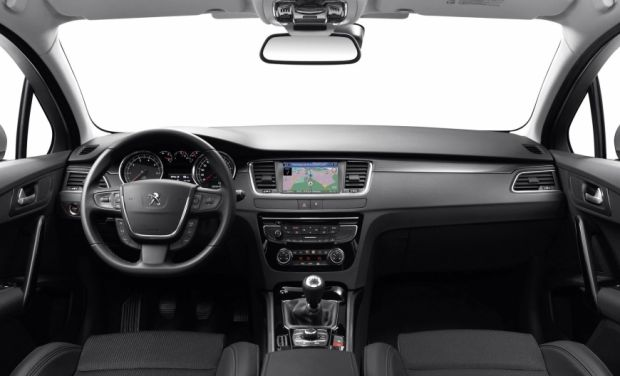 Peugeot 508 THP - Interior