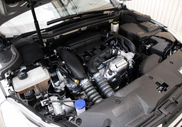 Peugeot 508 THP - Motorização