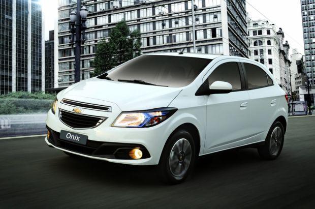 Chevrolet Onix - Foto 3