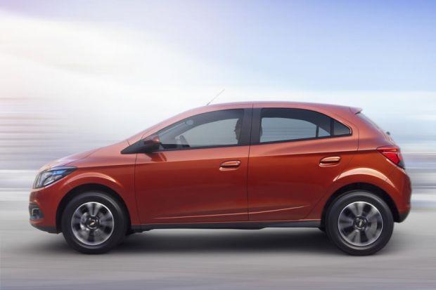 Chevrolet Onix - Foto 8