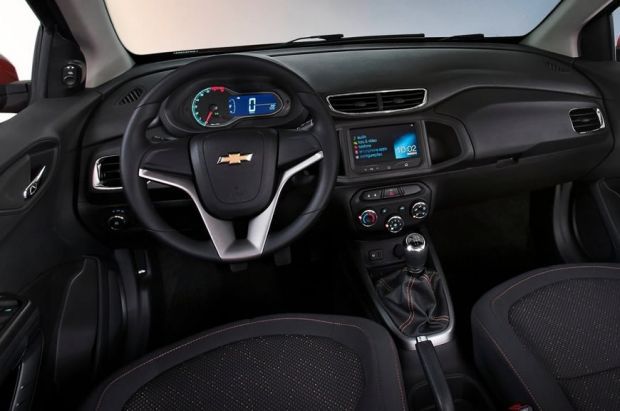 Chevrolet Onix - Foto 9