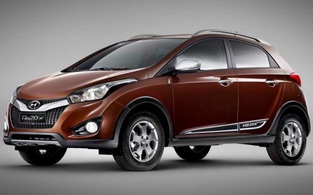 Hyundai HB20X - Foto 2