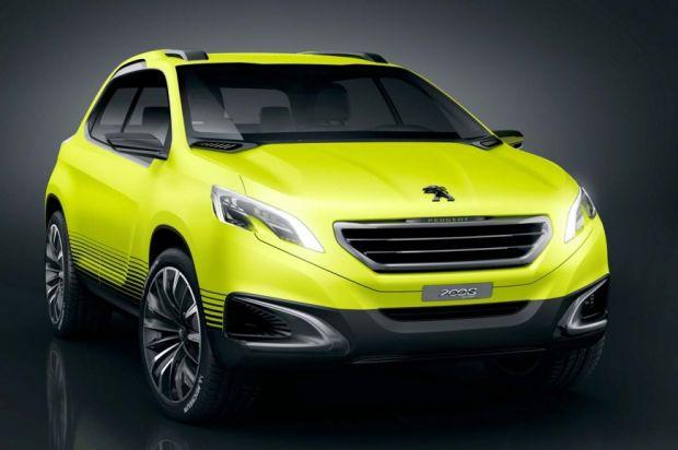 Peugeot 2008 - Galeria - Foto 1