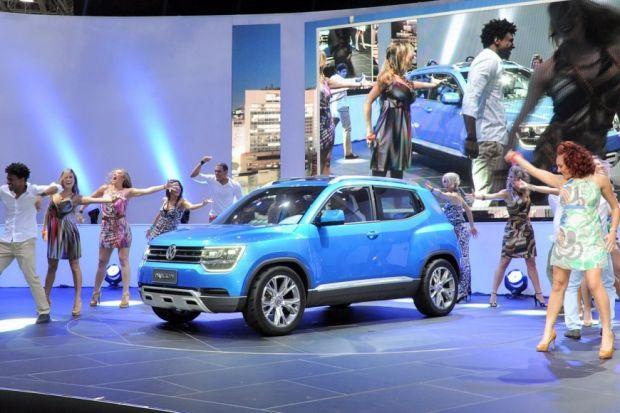 Volkswagen Taigun - Salão de SP