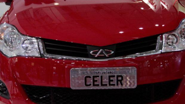 Salão de SP: Chery Celer - Foto 2