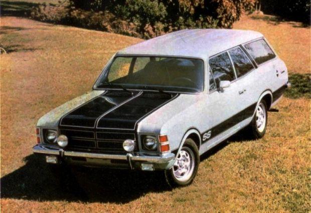 Chevrolet Caravan SS