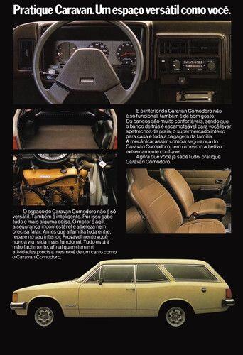 Chevrolet Caravan - Propaganda