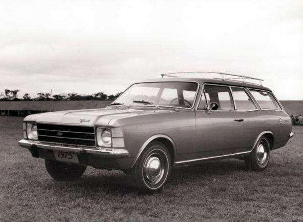 Chevrolet Caravan 1975