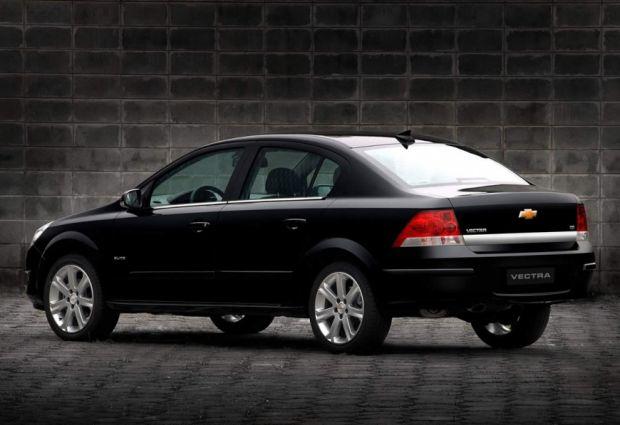 Chevrolet Vectra Elite