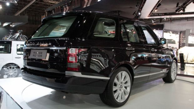 Range Rover Vogue