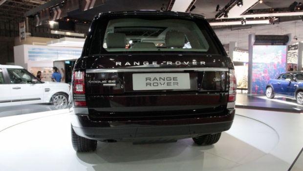 Range Rover Vogue - Foto 8