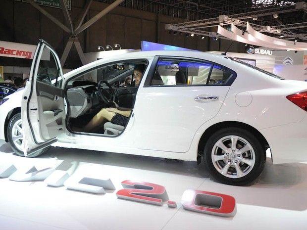 Novo Honda Civic 2.0