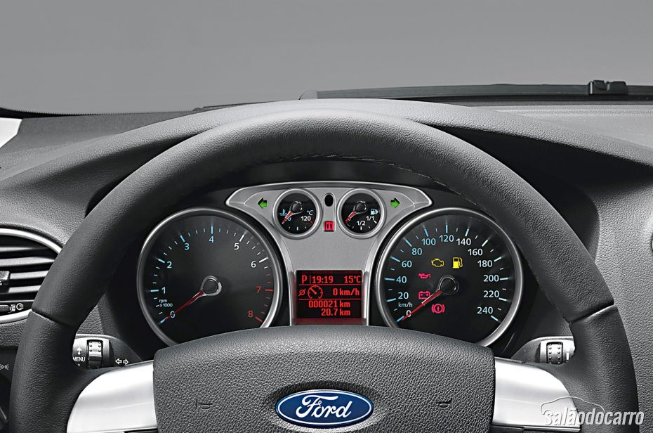 Ford Focus - Painel