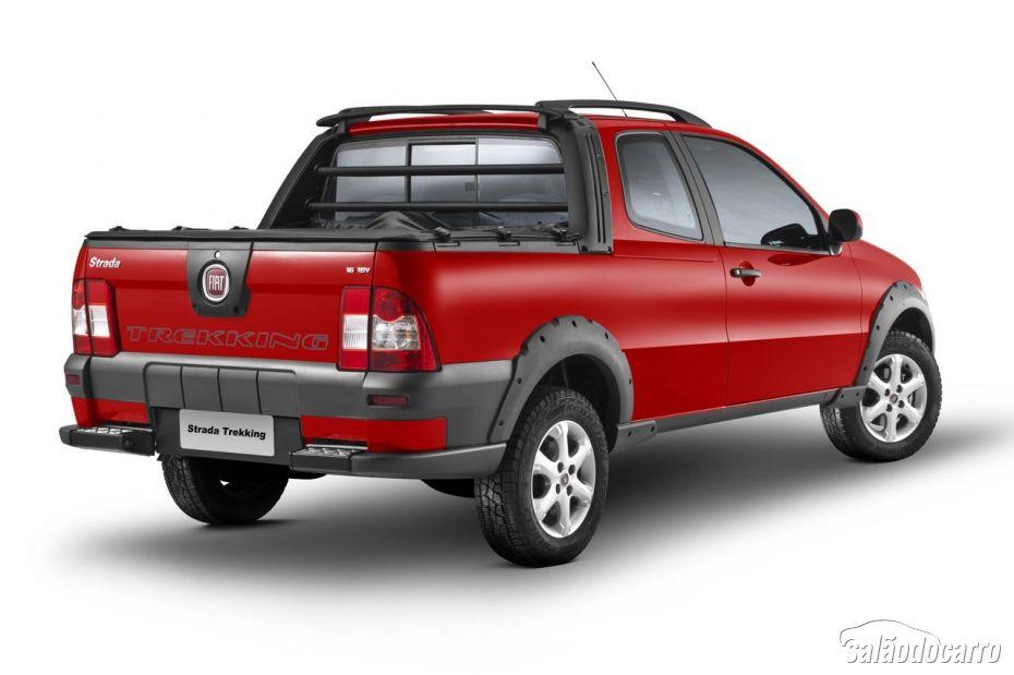 Fiat Strada Trekking 1.6 CD galeria - Foto 2