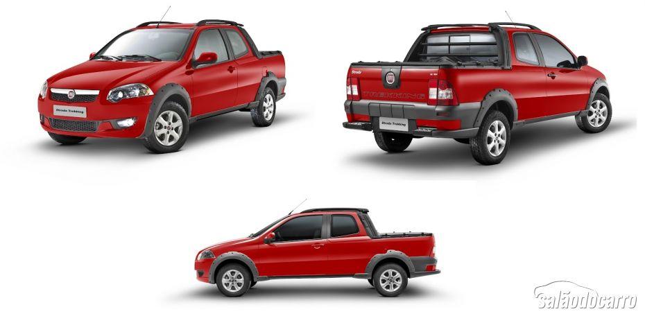 Fiat Strada Trekking 1.6 CD galeria - Foto 4
