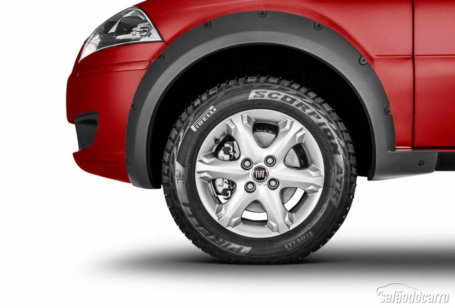Fiat Strada Trekking 1.6 CD galeria - Foto 6