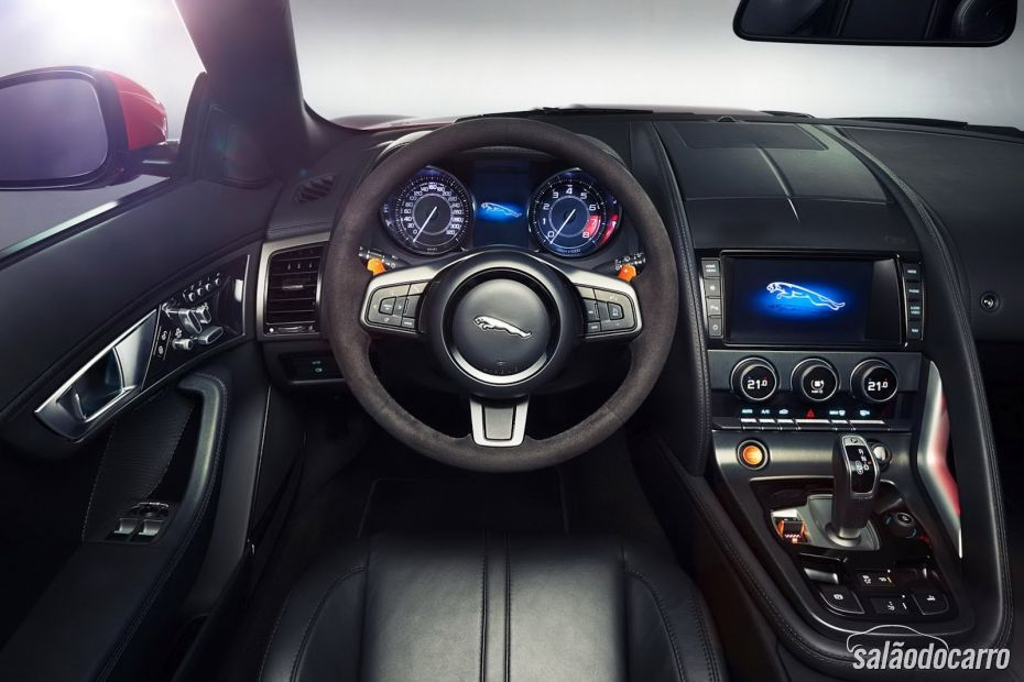 Jaguar F-Type galeria - Foto 1