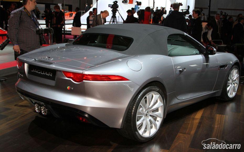 Jaguar F-Type galeria - Foto 4