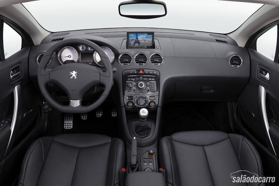 Peugeot 308 CC - Galeria - Foto 5