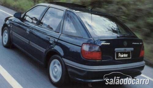 Volkswagen Pointer GTI 2000