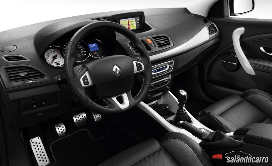 Interior Fluence