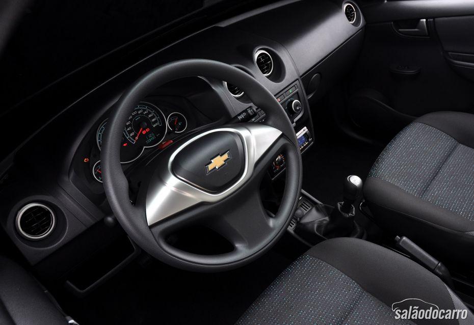 Chevrolet Celta - Versão LT - Interior