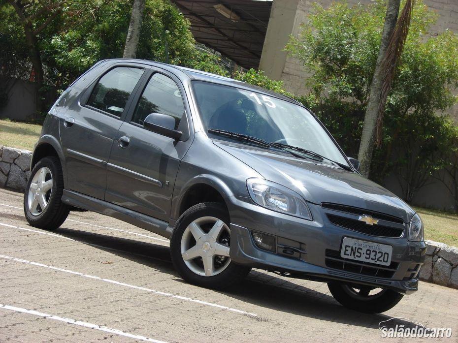 Chevrolet Celta - Foto 1
